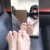 足裏を自撮りする女優たちと二人きりでいるような錯覚に陥った